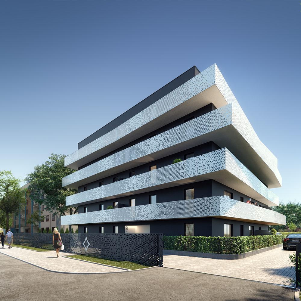 mieszkania Górny Taras na sprzedaż w Poznaniu przy Malcie